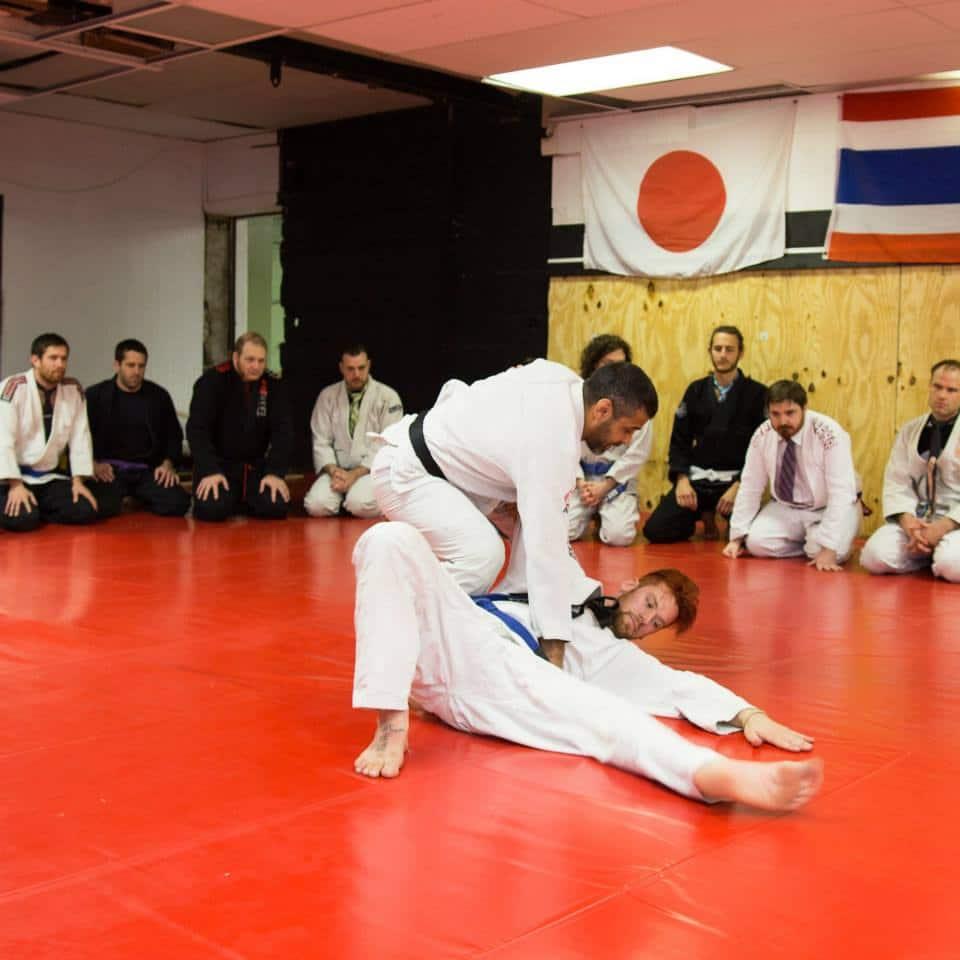 Neutral Ground Academy ADULTS BRAZILIAN JIU JITSU