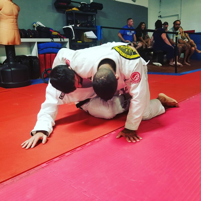 Neutral Ground Academy Adults <br> Jiu Jitsu image