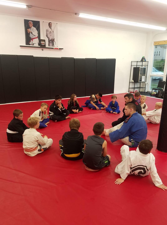 Neutral Ground Academy Kids <br> Jiu Jitsu image
