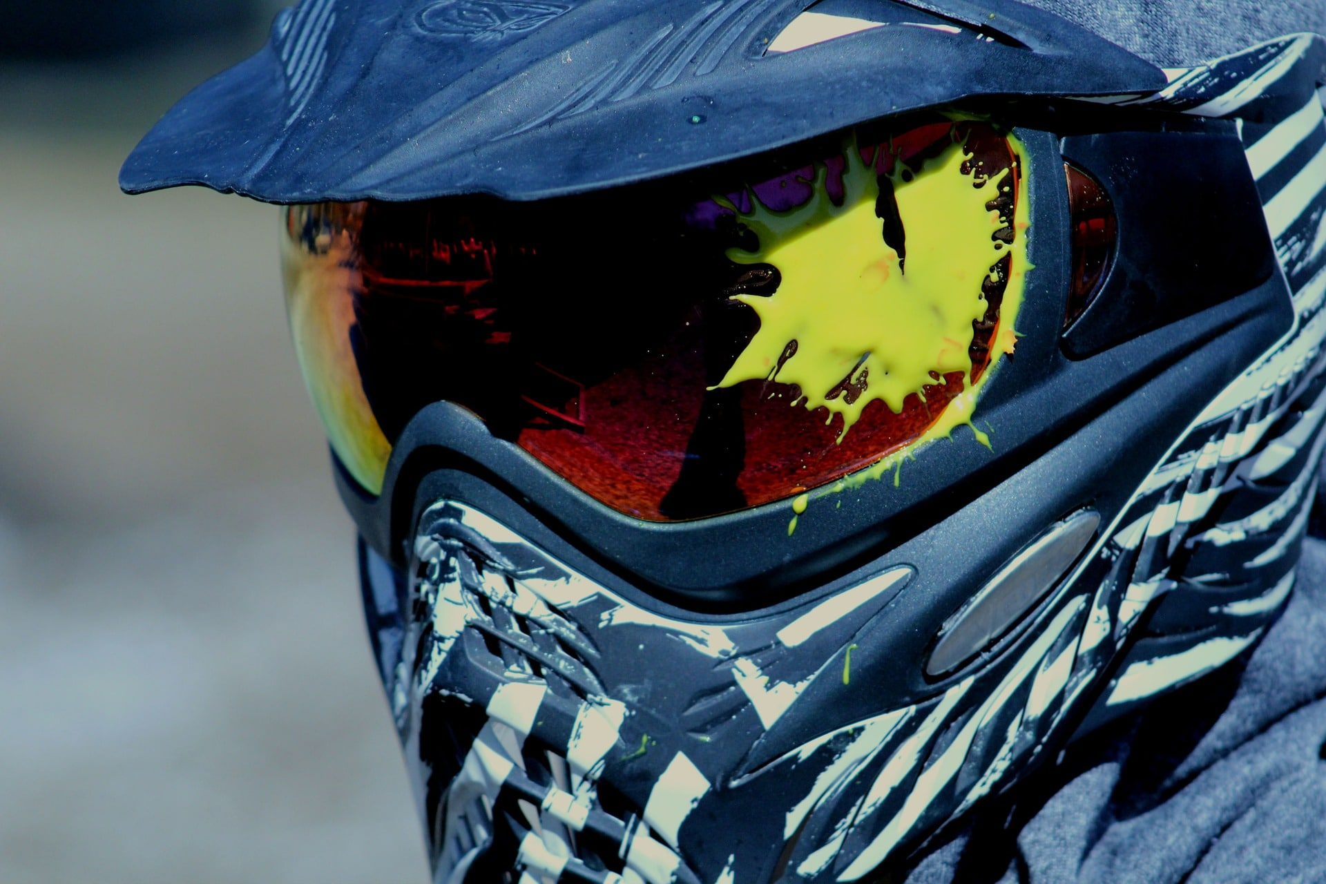 Neutral Ground Paintball Event!