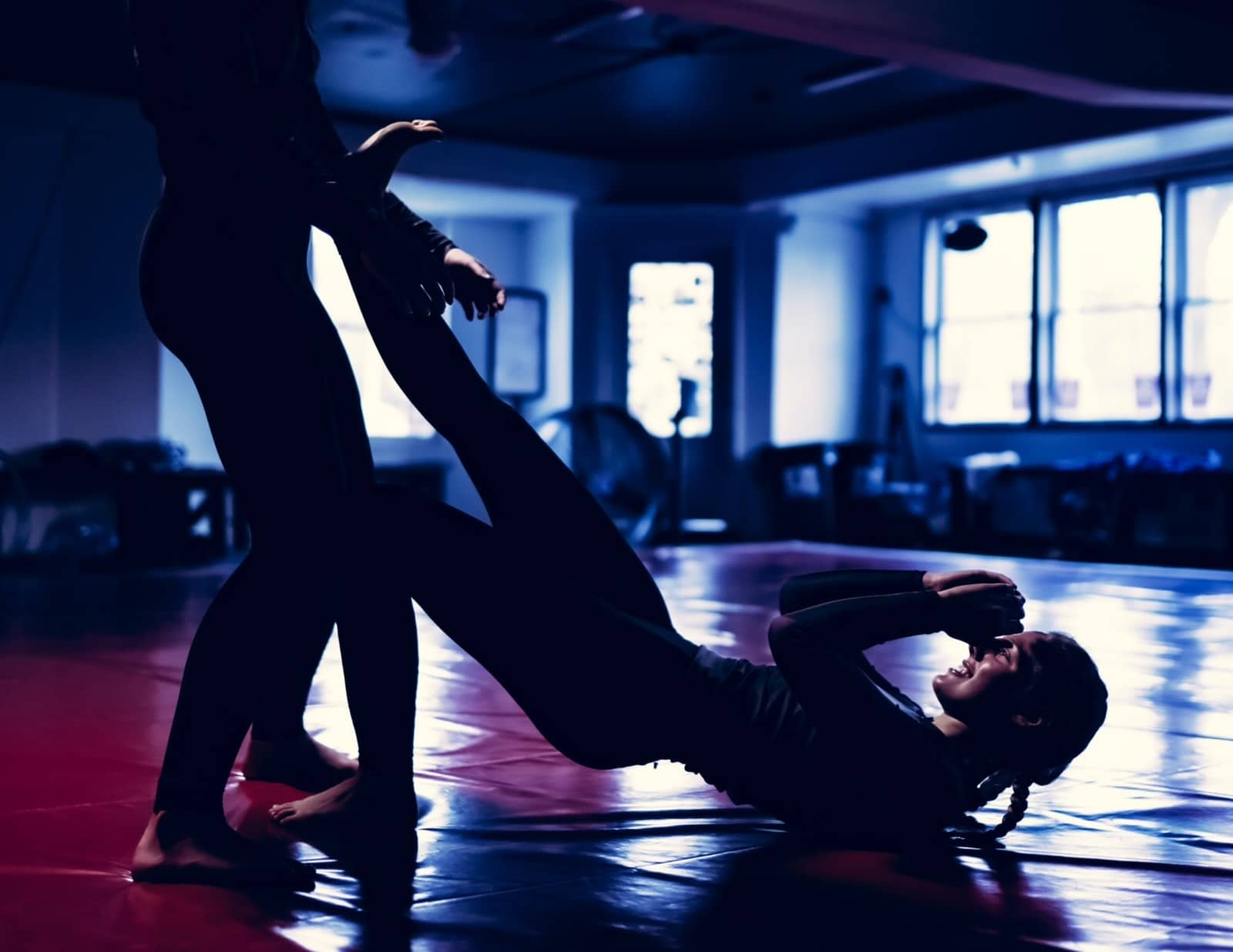 New ongoing self-defense class for all NG members!