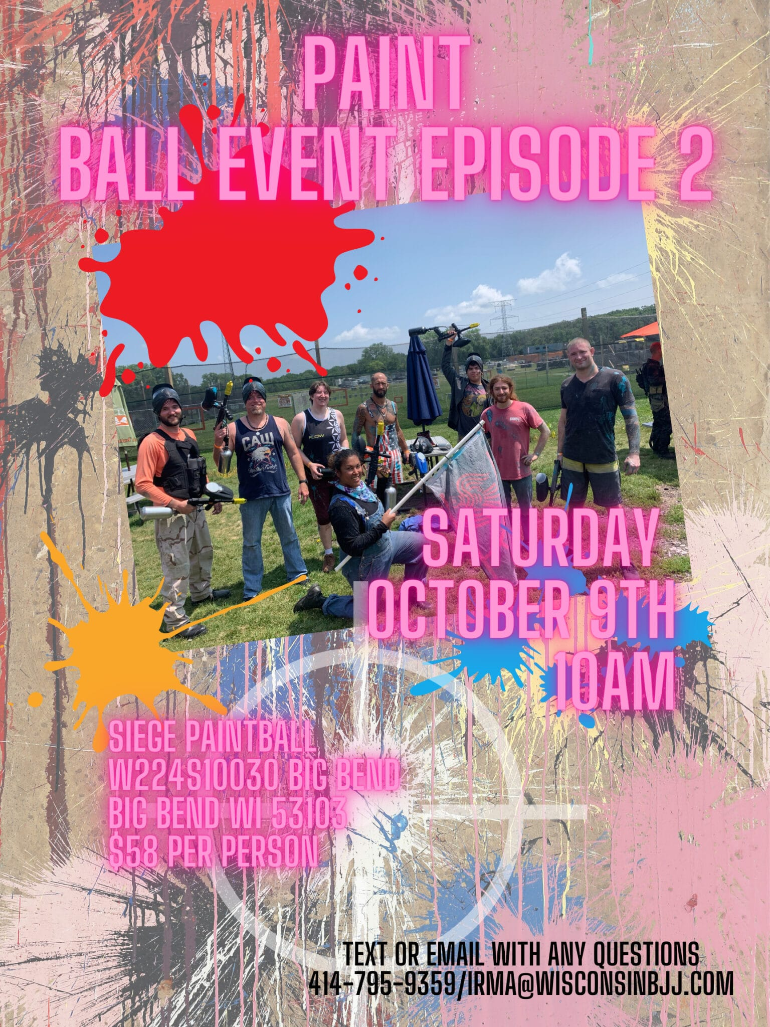 Neutral Ground Paintball Event: Episode 2