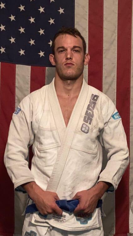 David Culhane - Yoga For BJJ Instructor